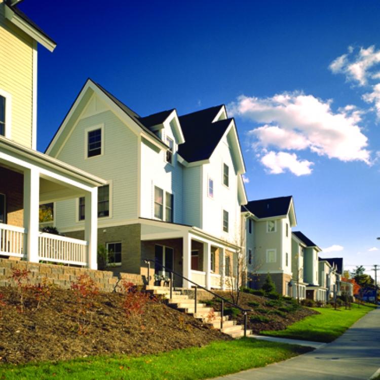 College Apartments: Carleton College, Housing