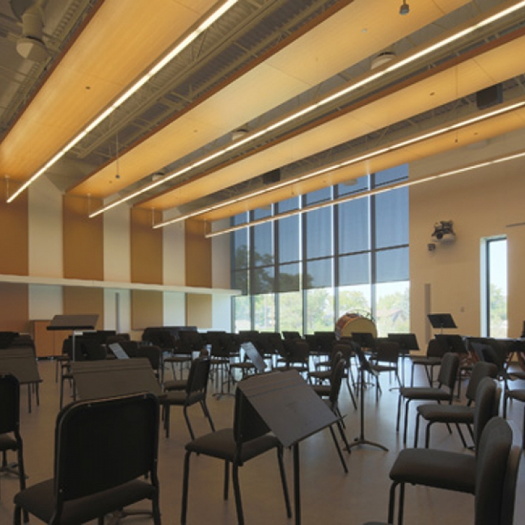New Light Theater Project: Macalester College, Janet Wallace Fine Arts Center