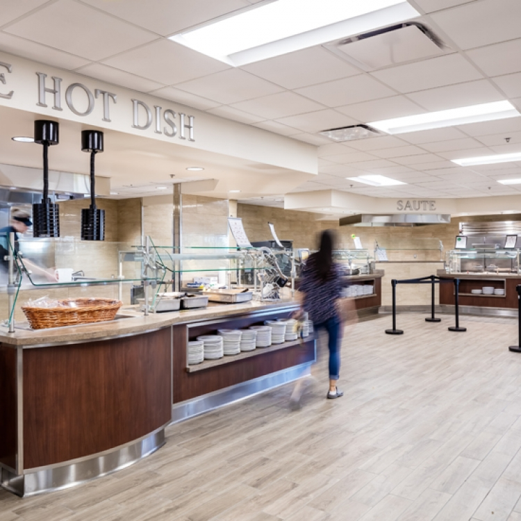 University Of Minnesota-Duluth, Residence Dining Center